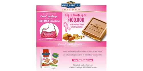 Ghirdadelli-Luxe Milk Sweeps