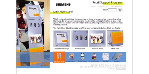 Siemens Mobile-Sales Support